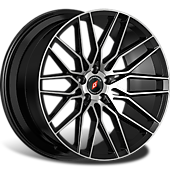 INFORGED IFG34 8.5J R20 5x108 ET45 D63.3 Black Machined           52000руб/комп