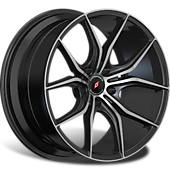 INFORGED IFG17 7.5J R17 5x108 ET42 D63.3 Black Machined 29700 руб/комп
